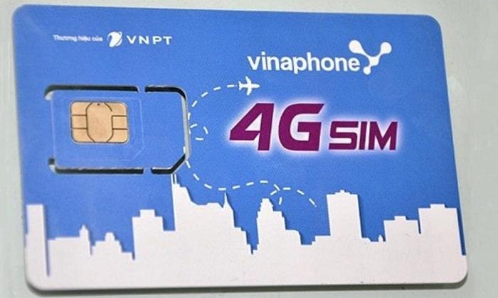 Chuyển đổi Sim 4G Vinaphone