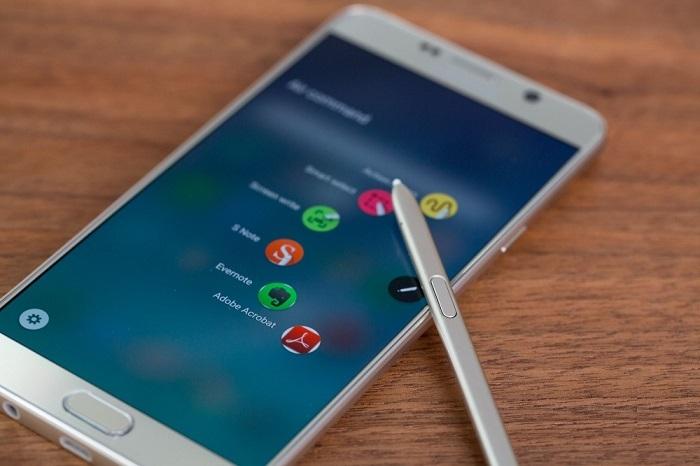 S-Pen là chiếc bút cảm ứng dành cho những điện thoại thuộc dòng Galaxy Note