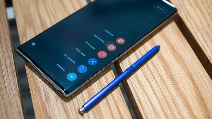S-Pen và Samsung Galaxy Note 10