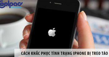 Hướng dẫn cách khắc phục tình trạng iPhone bị treo táo