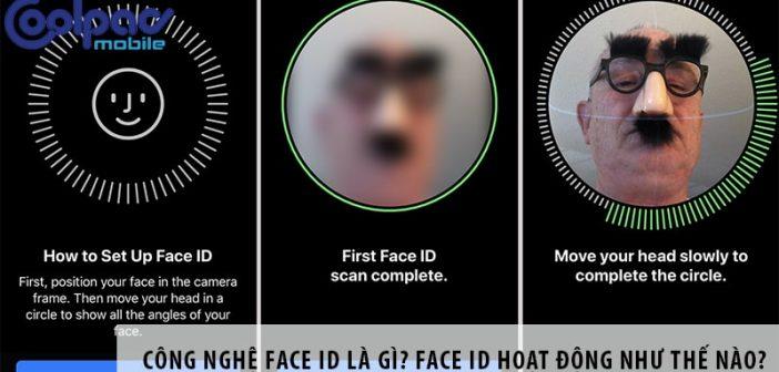 Công nghệ Face ID là gì? Face ID hoạt động như thế nào?