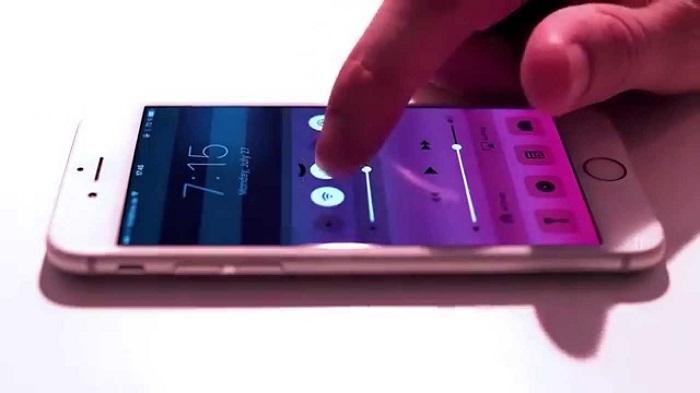 Force Touch xuất hiện lần đầu tiên cùng với iPhone 6S và 6S Plus