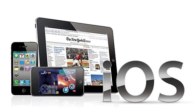 iOS là một hệ điều hành điện thoại di động được phát triển bởi Apple