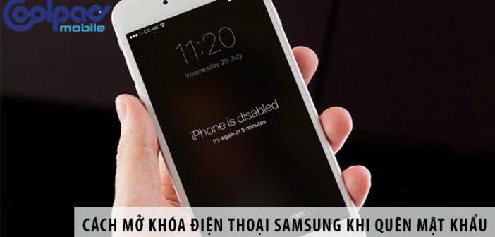 Hướng dẫn cách mở khóa iPhone khi quên mật khẩu đơn giản