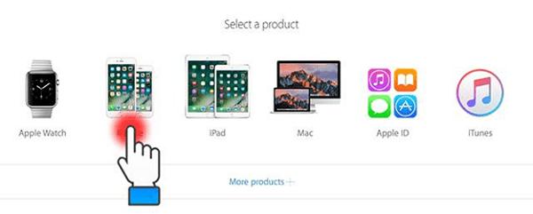 Chọn nhóm sản phẩm bạn cần kiểm tra