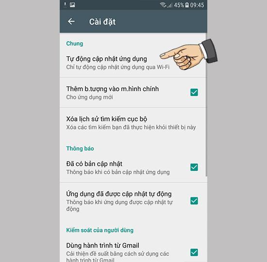 6 cách khắc phục điện thoại Samsung đầy bộ nhớ 7