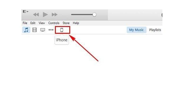Restore lại iPhone 1