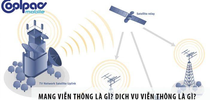 Mạng viễn thông là gì? Dịch vụ viễn thông là gì?