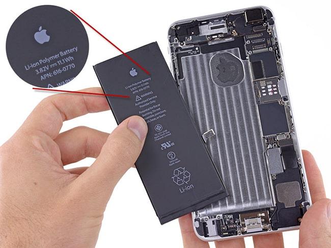 Pin Li-Ion lưu trữ được nhiều năng lượng hơn các loại pin trước đó