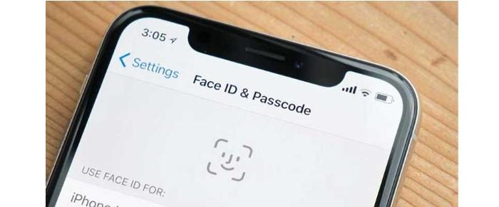 Không sử dụng được Face ID
