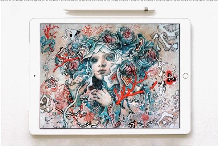 Tác phẩm được vẽ bởi James Jean