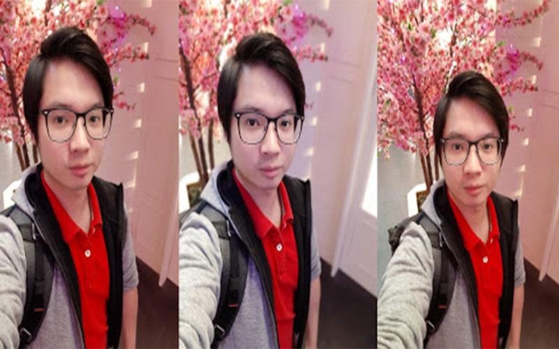 Các chế độ chụp ảnh selfie với Samsung Galaxy A8