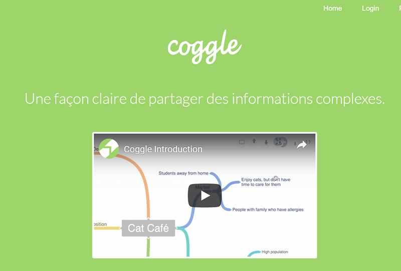 Coggle - phần mềm vẽ sơ đồ tư duy hiệu quả