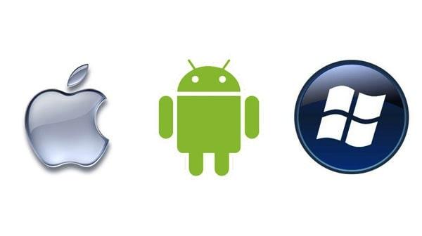 Các hệ điều hành phổ biến cho điện thoại