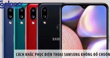 Cách khắc phục lỗi điện thoại Samsung không đổ chuông