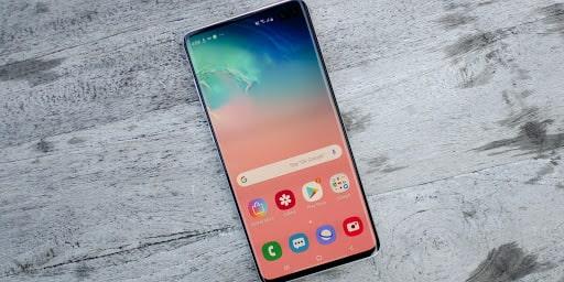 Galaxy S10+ màn hình Infinity O