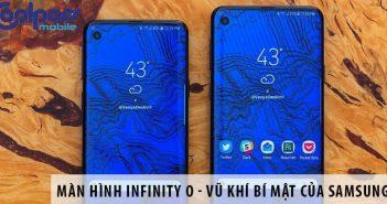 Màn hình Infinity O - Vũ khí bí mật của Samsung