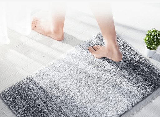 Thảm chùi chân nhà tắm