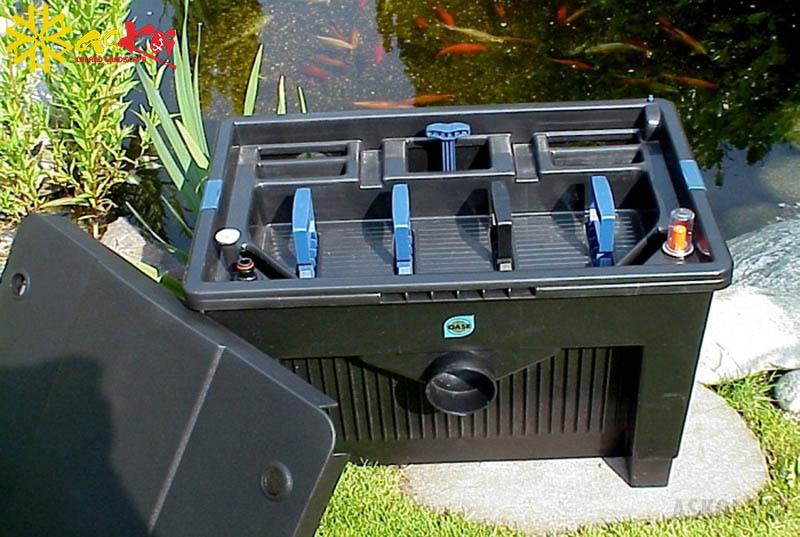 Xử lý nước bằng bộ lọc chuyên dụng