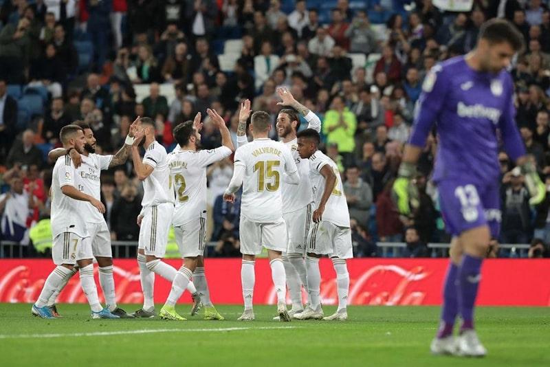 Nhận định kết quả Leganes vs Real Madrid, 02h00 ngày 20/7