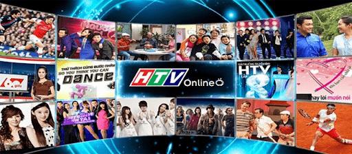 Ứng dụng xem tivi trên điện thoại Android - HTV ONLINE