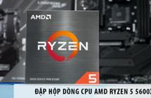 CPU AMD Ryzen 5 5600x - Trợ Thủ Đắc Lực Cho Game Thủ