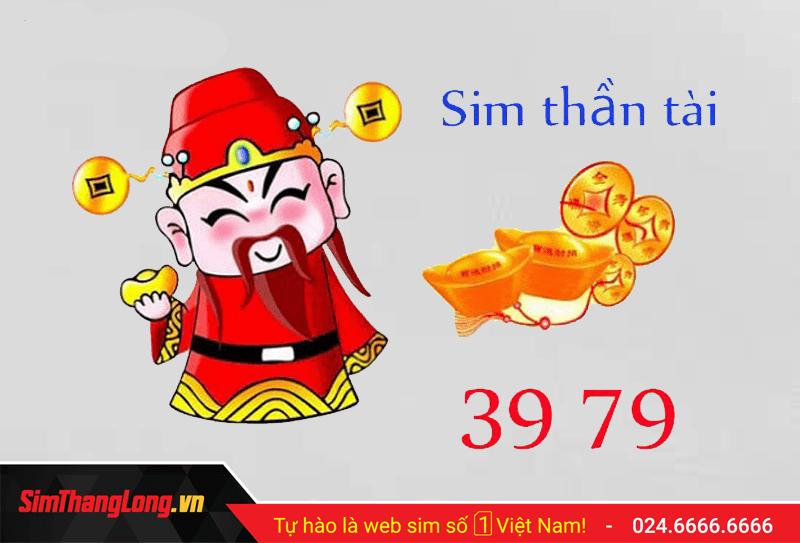 Ý nghĩa SIM Thần Tài Sim Thăng Long