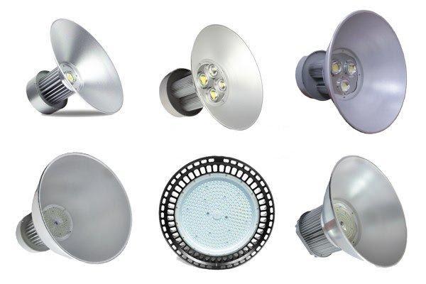 Đèn LED nhà xưởng tiết kiệm điện, an toàn chiếu sáng