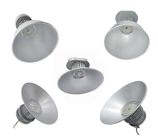 Đèn LED nhà xưởng 200w chip LED SMD/COB tiết kiệm điện