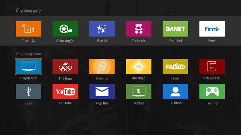 Ưu điểm truyền hình HD FPT