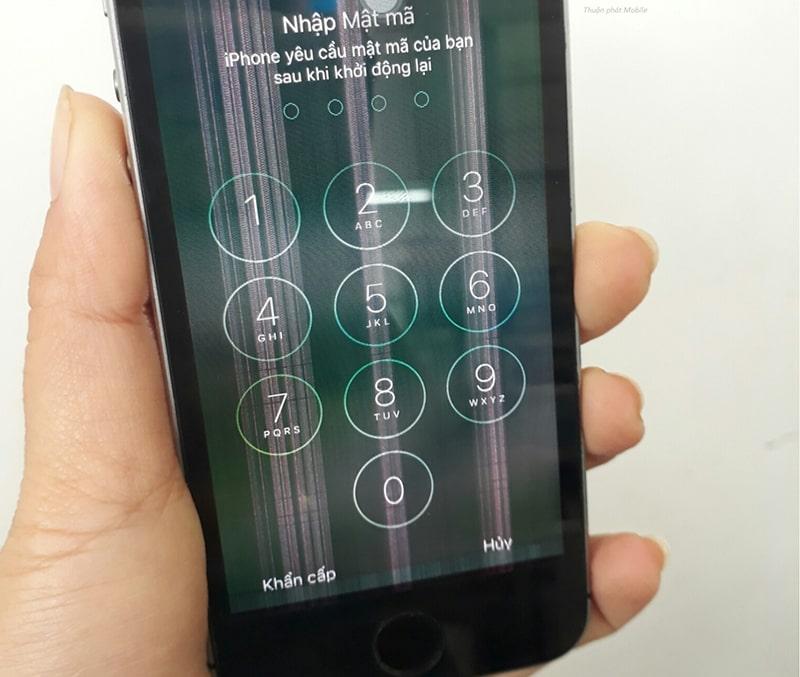 Iphone XS Max bị lỗi màn hình