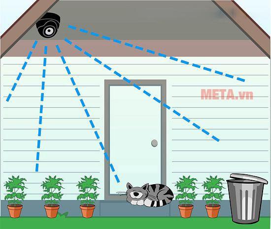 Xác định khu vực muốn quan sát, theo dõi và khoảng cách tới đối tượng trước khi chọn mua máy giám sát