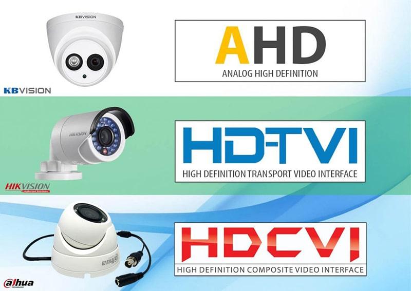 Lựa chọn công nghệ camera giám sát phù hợp