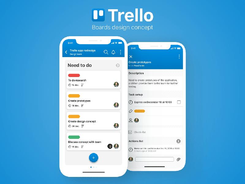 Phần mềm quản lý công việc Trello
